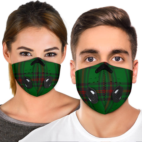Anstruther Tartan Premium Face Mask H01