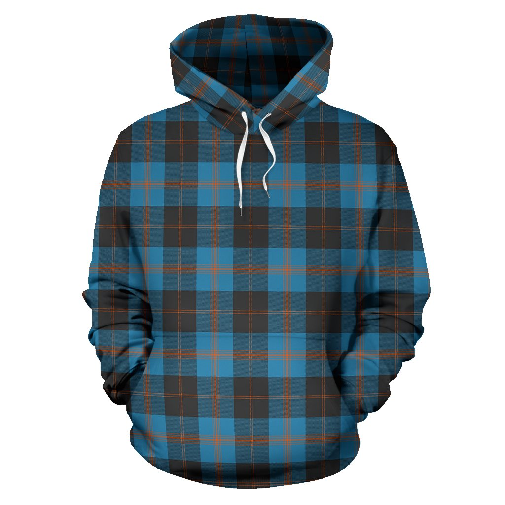 Angus Ancient Tartan All Over Print Hoodie