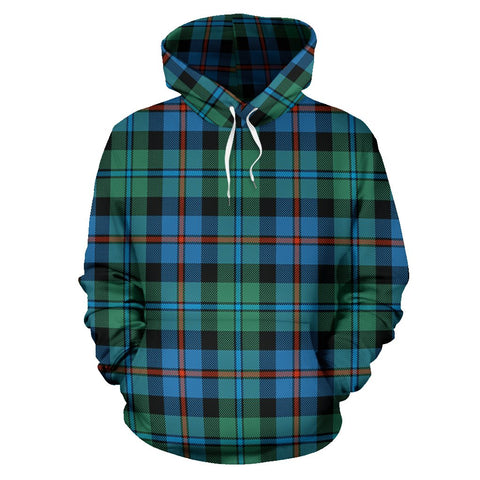 Image of Campbel of Cawdor Ancient Tartan All Over Print Hoodie