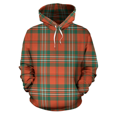Image of SCOTT ANCIENT Tartan All Over Print Hoodie
