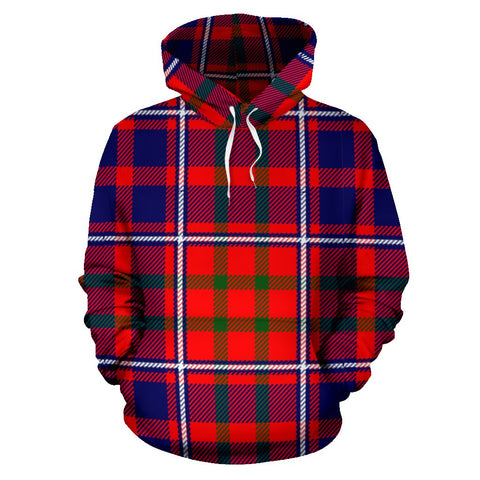Image of Cameron of Lochiel Modern Tartan All Over Print Hoodie