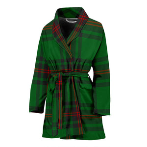 Anstruther Tartan Women's Bathrobe H01