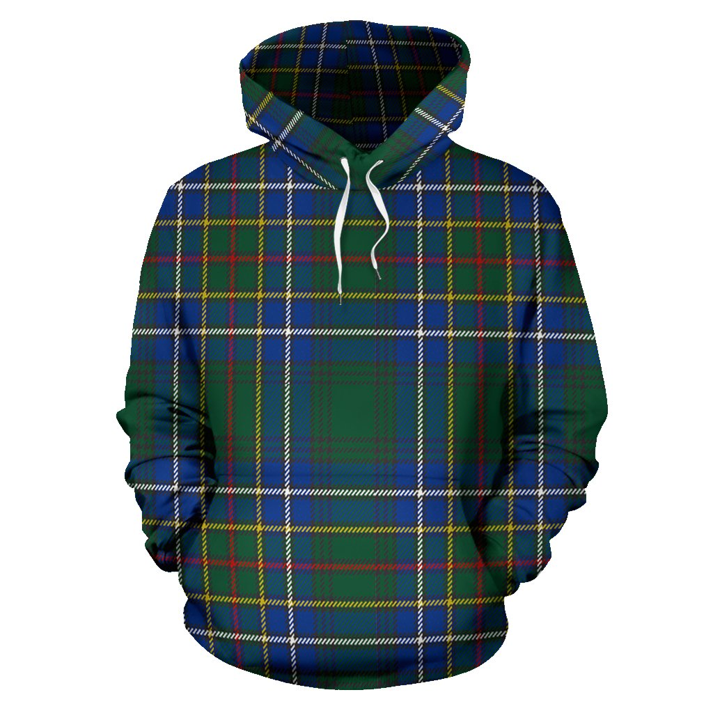 Cockburn Ancient Tartan All Over Print Hoodie