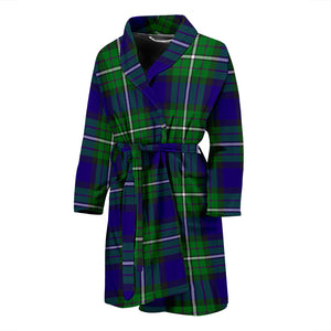 Alexander Tartan Bathrobe - Men's H01