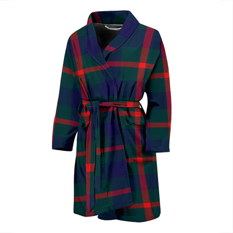 Agnew Modern Tartan Bathrobe - Men's H01