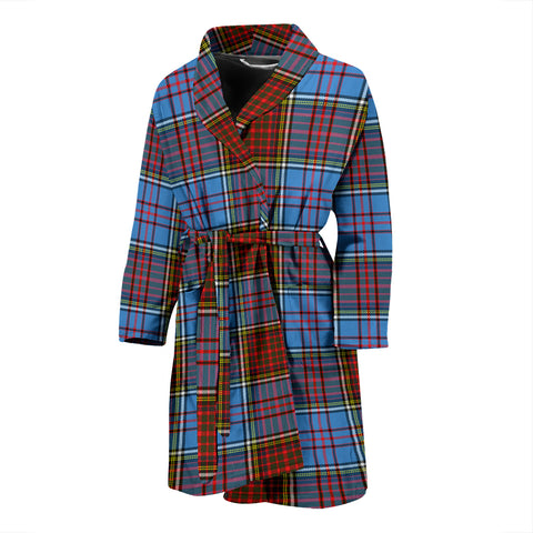 Anderson Modern Tartan Bathrobe - Men's H01