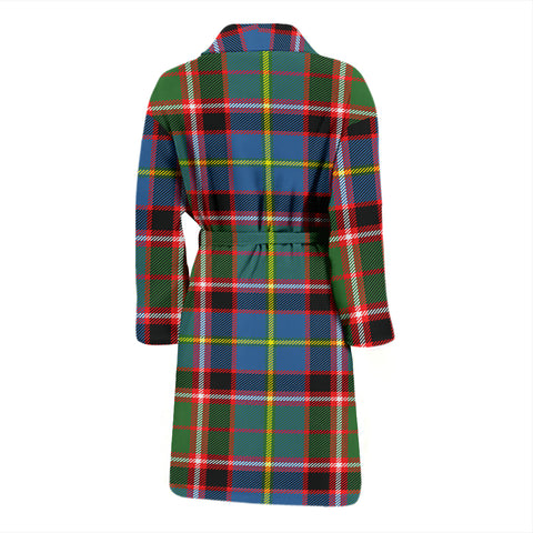 Image of Aikenhead Tartan Bathrobe - Men's H01
