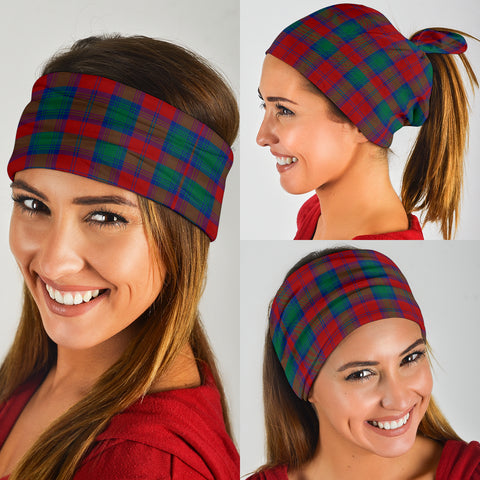 Image of Auchinleck Tartan Bandana 3-Pack H01