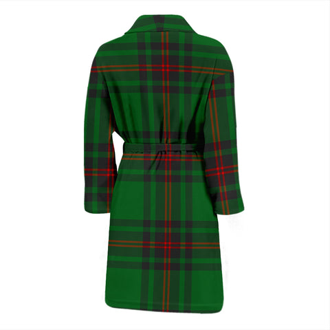 Anstruther Tartan Bathrobe - Men's H01