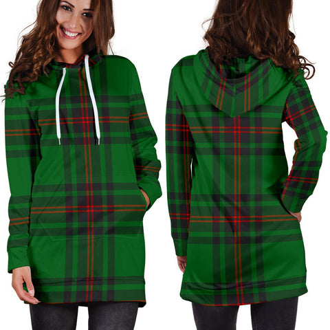 Anstruther Hoodie Dress H01
