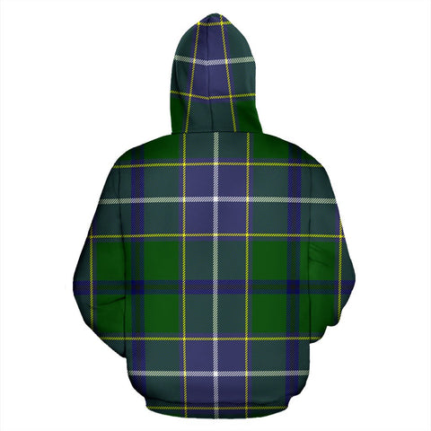 Image of Wishart Hunting Tartan All Over Print Hoodie