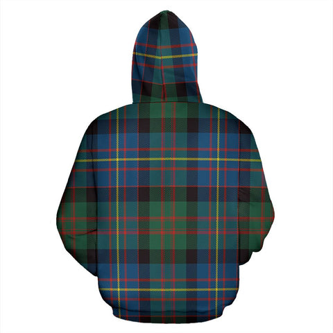 Image of Cameron of Erracht Ancient Tartan All Over Print Hoodie