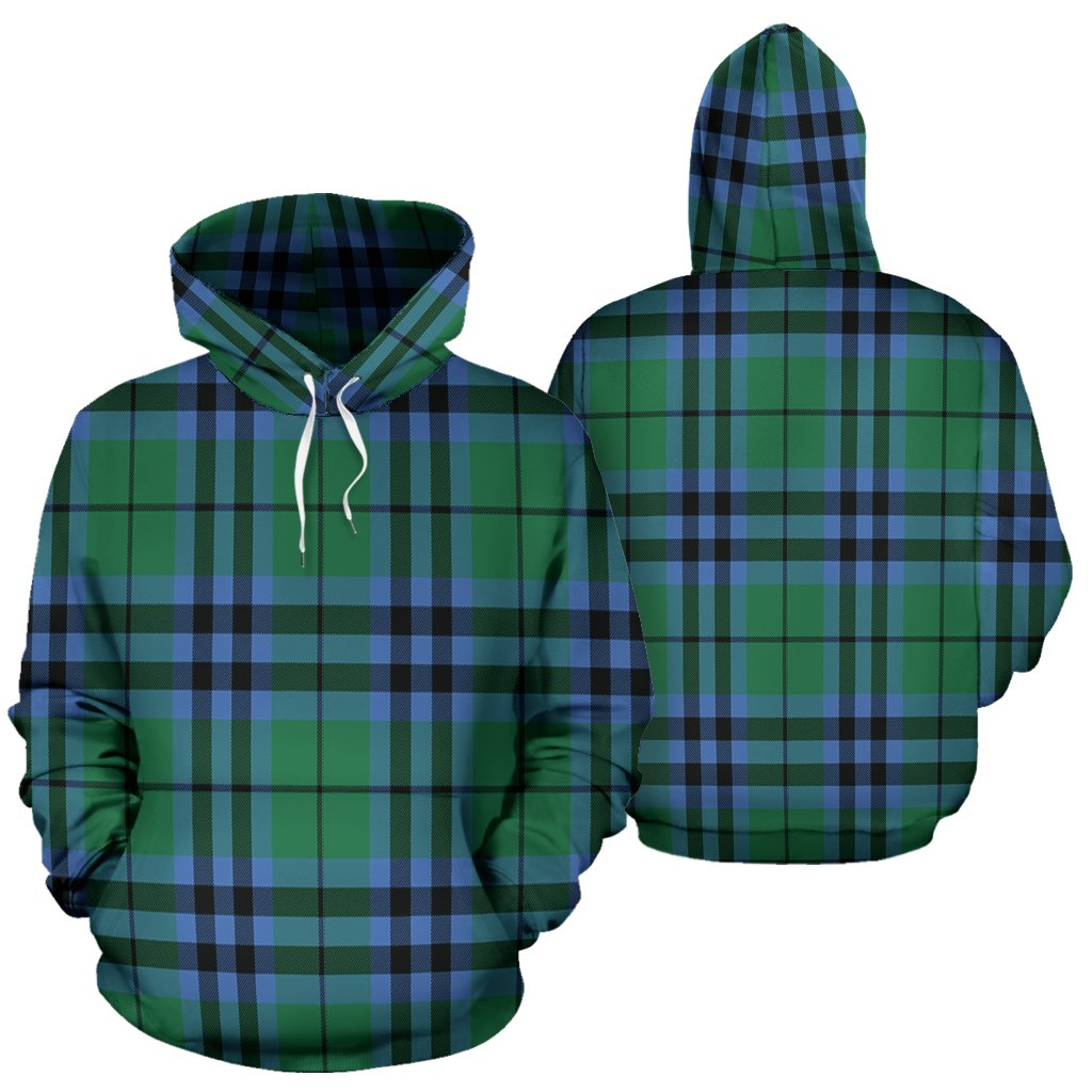 Keith Ancient Tartan All Over Print Hoodie
