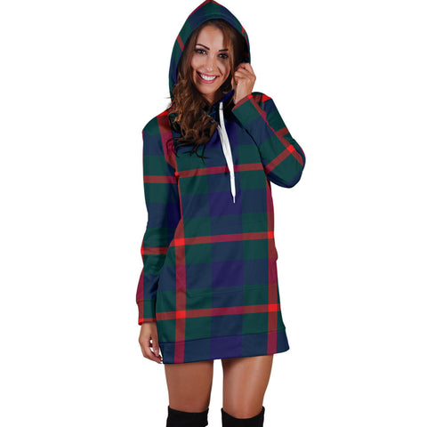 Image of Agnew Modern Hoodie Dress H01
