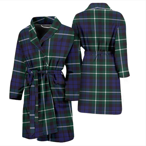 Allardice Tartan Bathrobe - Men's H01