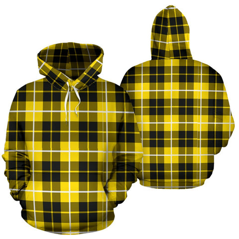 Image of Barclay Dress Modern Tartan All Over Print Hoodie