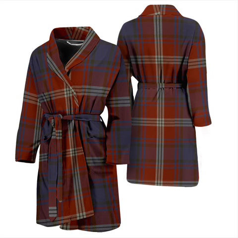 Ainslie Tartan Bathrobe - Men's H01