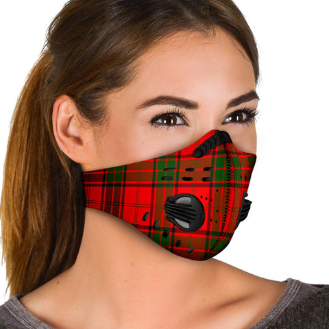 Image of Adair Tartan Premium Face Mask H01