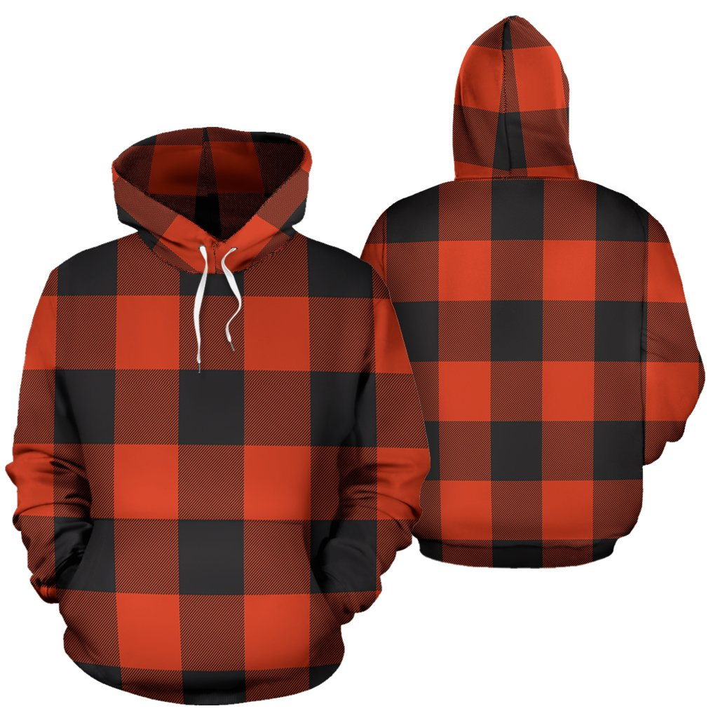 Rob Roy MacGregor Ancient Tartan All Over Print Hoodie