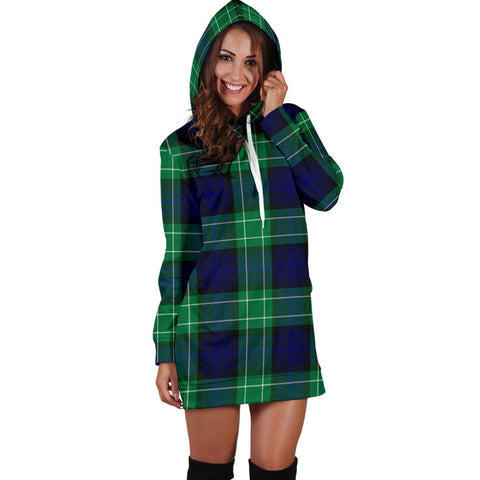 Image of Abercrombie Hoodie Dress H01