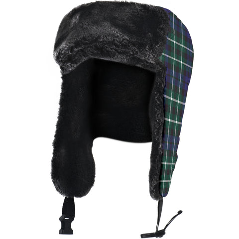 Image of Allardice Tartan Trapper Hat H01