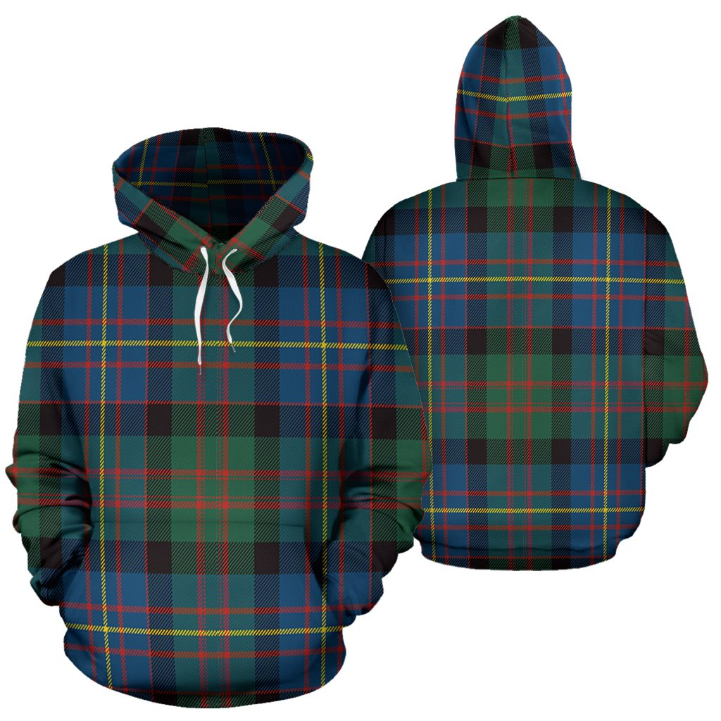 Cameron of Erracht Ancient Tartan All Over Print Hoodie