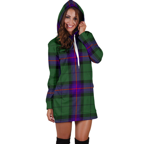 Image of Armstrong Modern Hoodie Dress H01