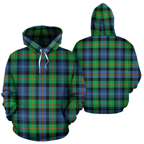 Image of Murray of Atholl Ancient Tartan All Over Print Hoodie