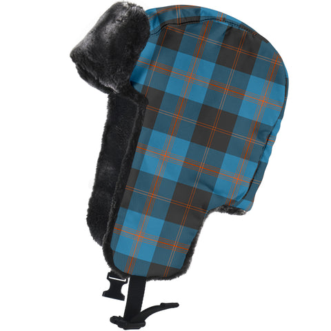 Angus Ancient Tartan Trapper Hat H01