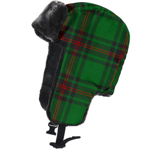 Image of Anstruther Tartan Trapper Hat H01
