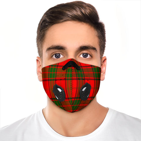 Adair Tartan Premium Face Mask H01