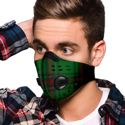 Image of Anstruther Tartan Premium Face Mask H01