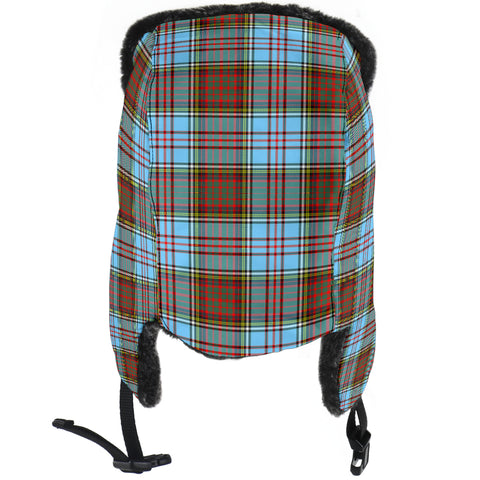 Image of Anderson Ancient Tartan Trapper Hat H01
