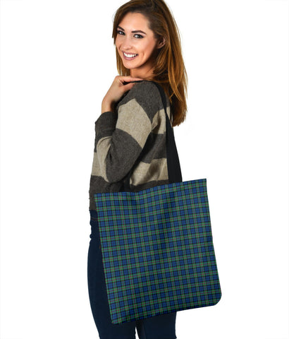 Baird Ancient Tartan Tote Bag H01