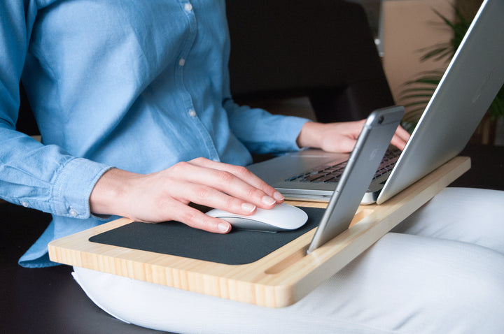 The Different Types of Lap Desk to Work From Home
