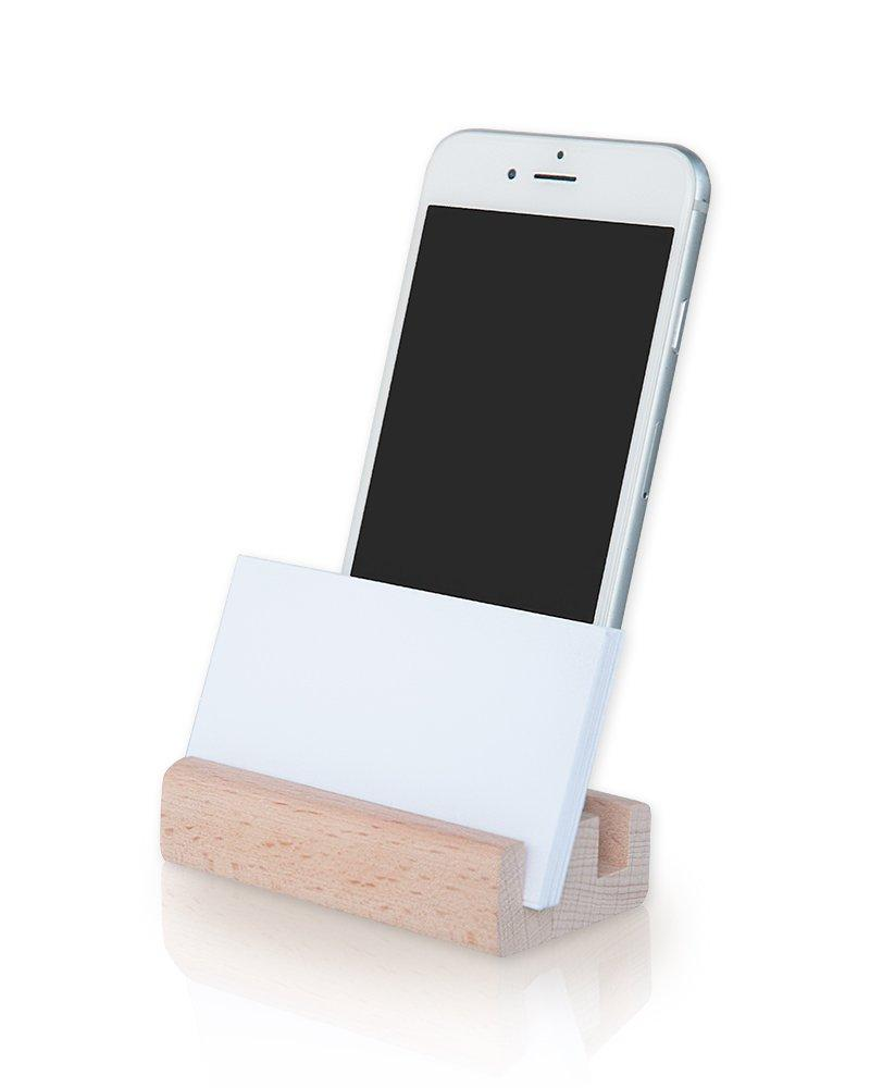 business-card-holder-stand-desk-wood-organiser-greeting-card-display