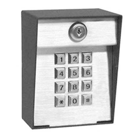 100 Code Metal Key Pad GC050540