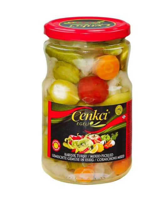 2060 Cenkci Mixed Pickled 12*720 - 17