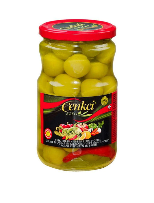 2072 Cenkci Plum Pickles 12*720 - 18