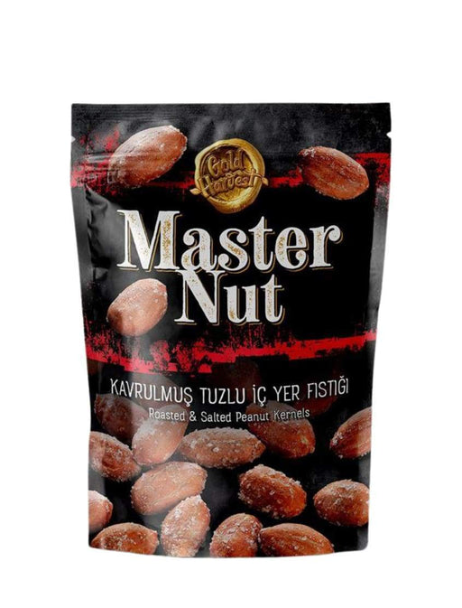 4250 Gold Harvest Nuts Roasted & Salted Peanut Kernels 7*170g