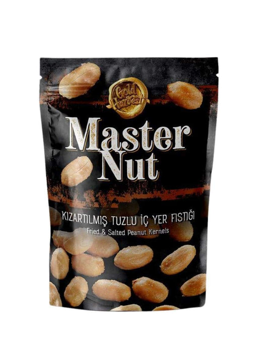 4267 Gold Harvest Nuts Fried & Salted Peanut Kernels 7*170g