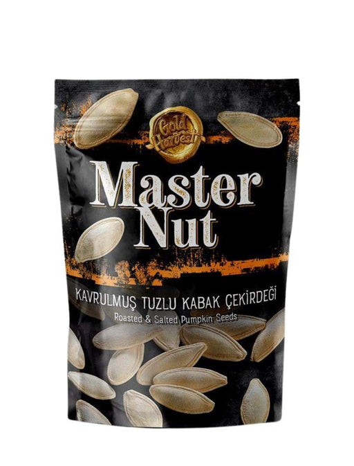 4268 Gold Harvest Nuts Roasted & Salted Pumpkin Seeds 7*150g