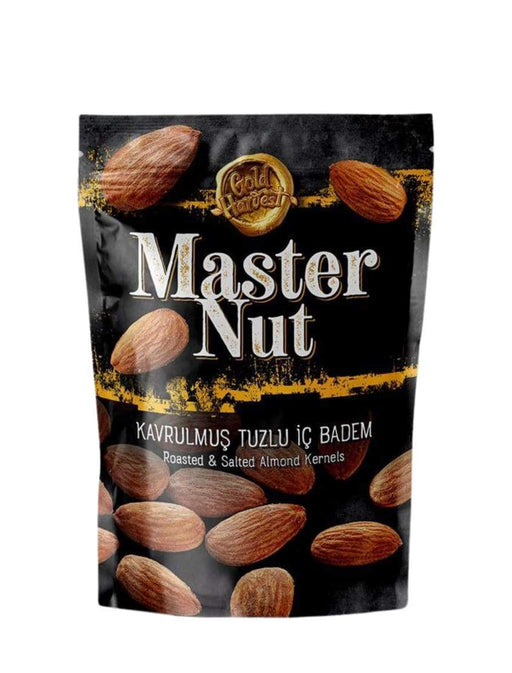 4270 Gold Harvest Nuts Roasted & Salted Almond Kernels 7*170g