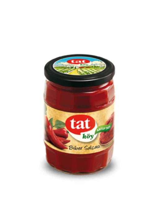 6010 Tat Pepper Paste 12*550g - 16