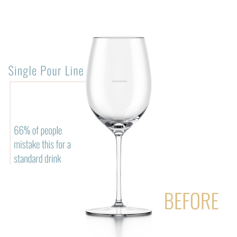 The Standard Drink Company Single Pour Lines
