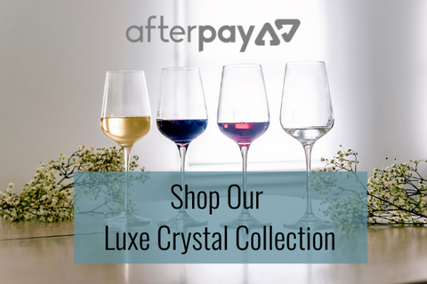 The Standard Drink Company Luxe Crystal Collection