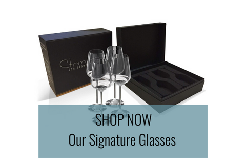 The Standard Drink Company Signature Glasses