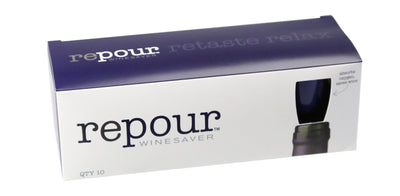 The Standard Drink Company Wine Saver Stopper by Repour