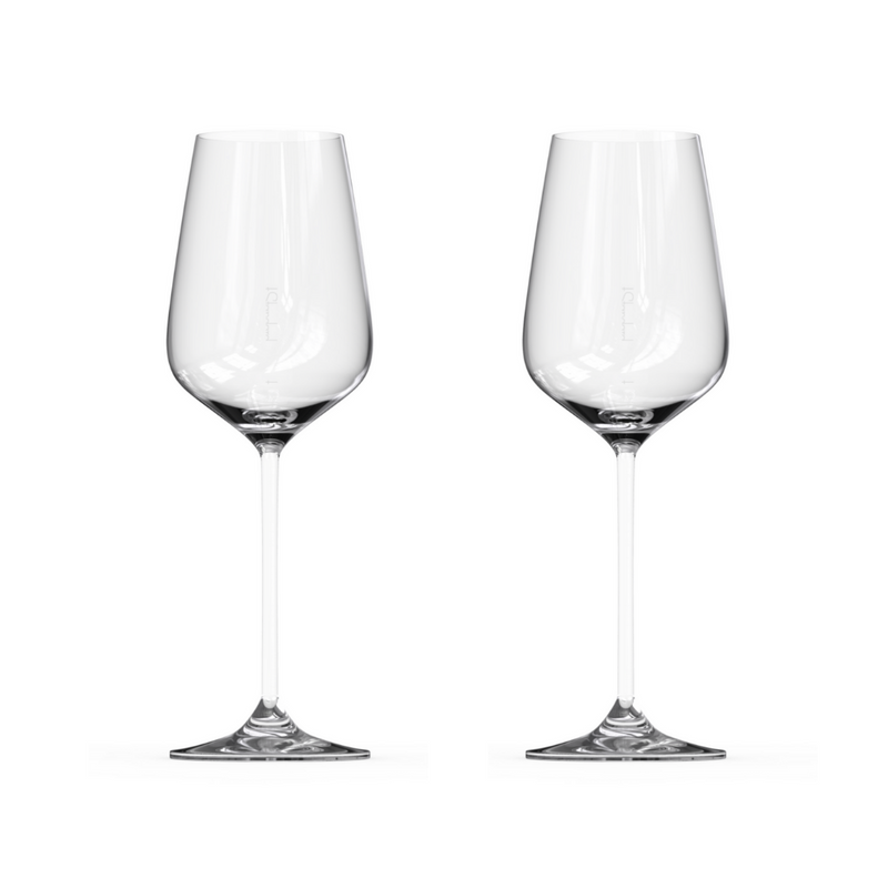 The Standard Drink Company Wine Glass Replacement Universal Wine Glass Universal Crystal Wine Glass With Pour Lines - Replacement (single)