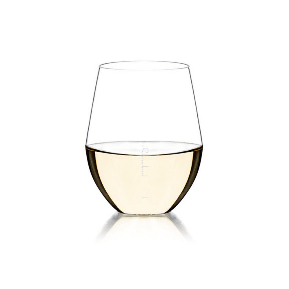 The Standard Drink Company Stemless Wine Glass (PRE-ORDER) Shatterproof Stemless Wine Glass - Replacement Single